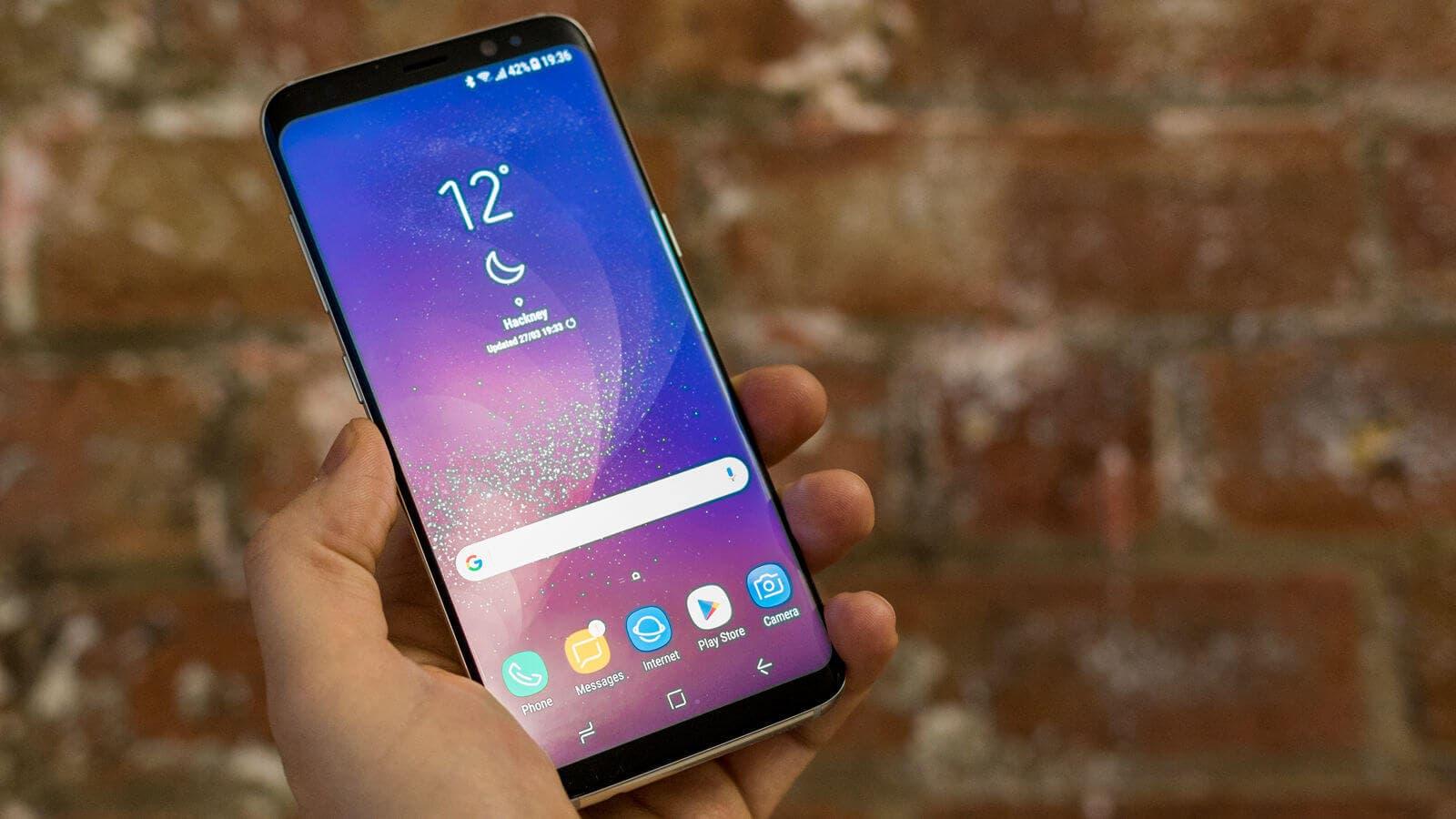 Cómo solucionar los problemas táctiles del Samsung Galaxy S8/S8+