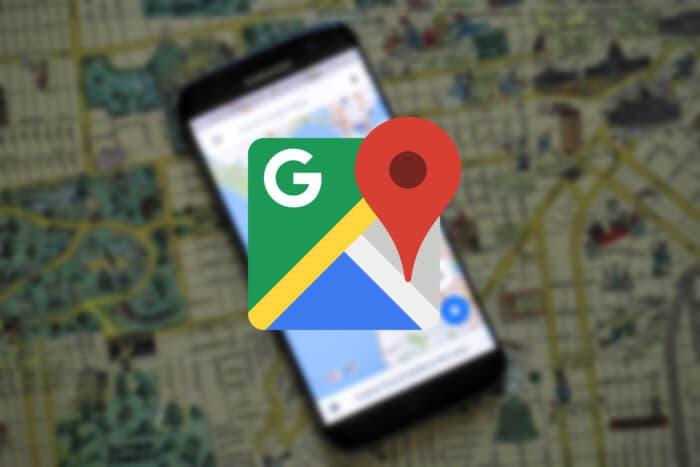 La pantalla dividida en Google Maps se actualiza para poder utilizarla correctamente