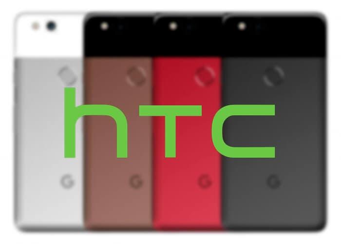 Los nuevos Google Pixel 2 podrían heredar características del HTC U11