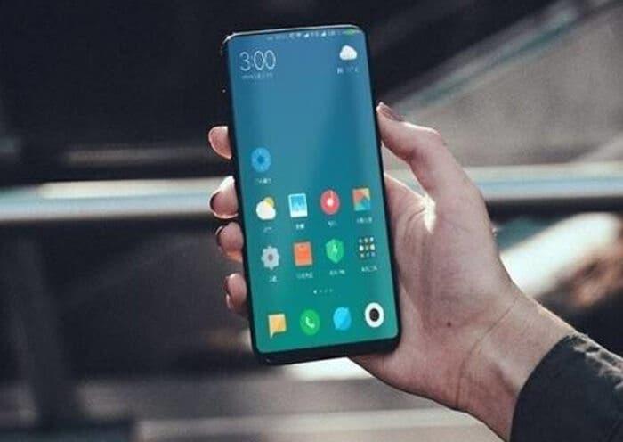 El Xiaomi Mi MIX 2 se vuelve a filtrar en una imagen real sin sensor de huellas