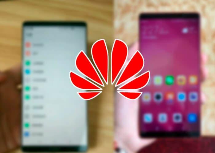 """El Huawei Mate 10 no vendrá solo: habrá una versión """"normal"""" y otra """"pro"""""""