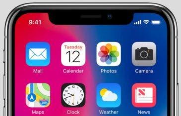 Convierte tu móvil en un iPhone X con esta aplicación para Android