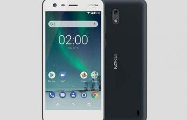 Este nuevo render nos deja conocer el diseño del Nokia 2 al completo