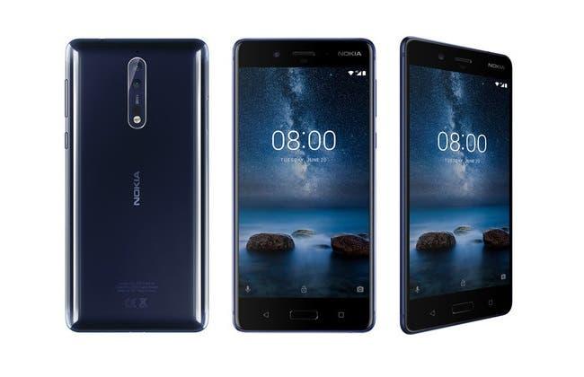 El Nokia 8 recibirá Android Oreo antes de lo esperado