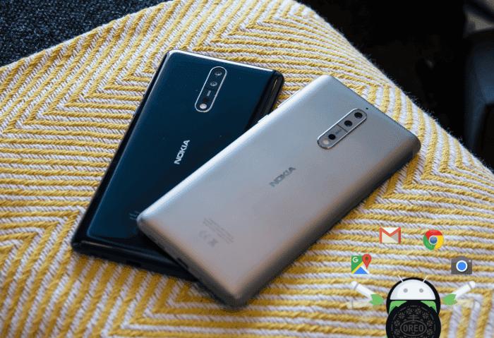 El Nokia 8 ya está actualizando a Android 8.0 Oreo, aunque en fase beta