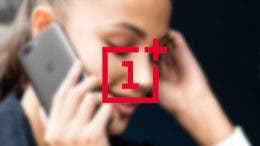 OnePlus 5 en mano