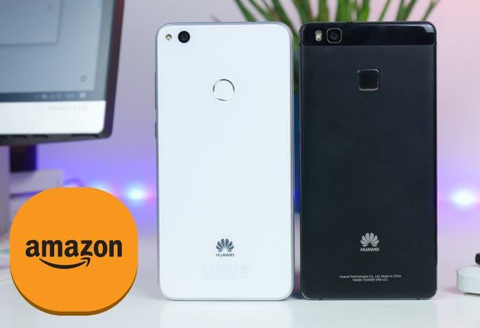 Consigue el Huawei P9 Lite y P8 Lite 2017 al mejor precio en Amazon