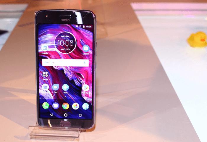 Primeras impresiones del Moto X4: un gama media con diseño premium