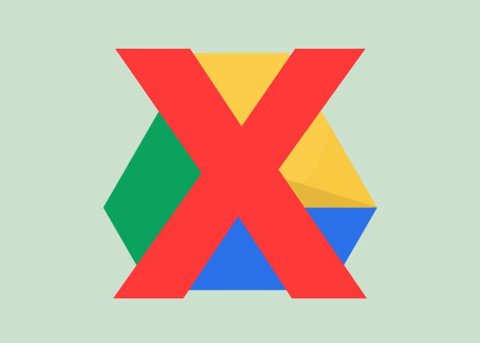 Google Drive no funciona, el servicio está caído a nivel global (actualización)