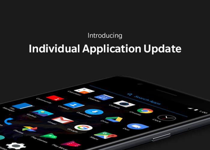 OnePlus permitirá actualizar sus aplicaciones desde el PlayStore