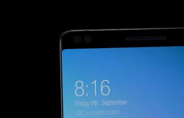 Xiaomi no descansa tras la presentación del Mi Mix 2, el Xiaomi Mi7 ya tiene sus primeros renders