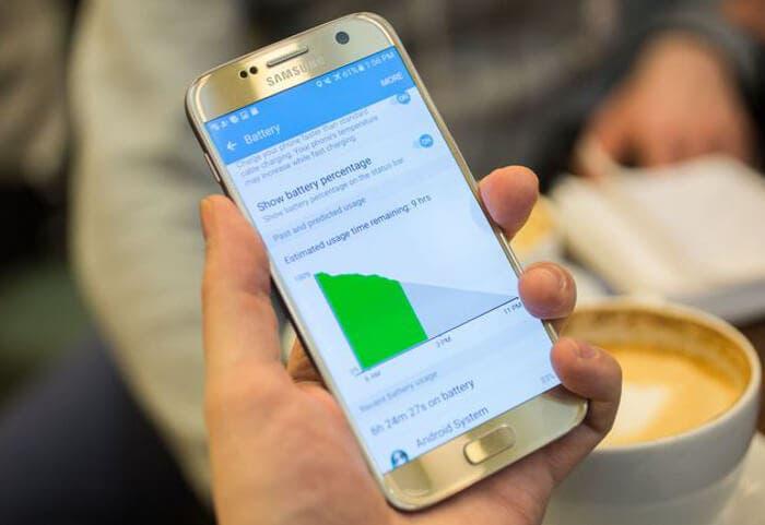 Consigue el Samsung Galaxy S7 con el precio mínimo en Amazon