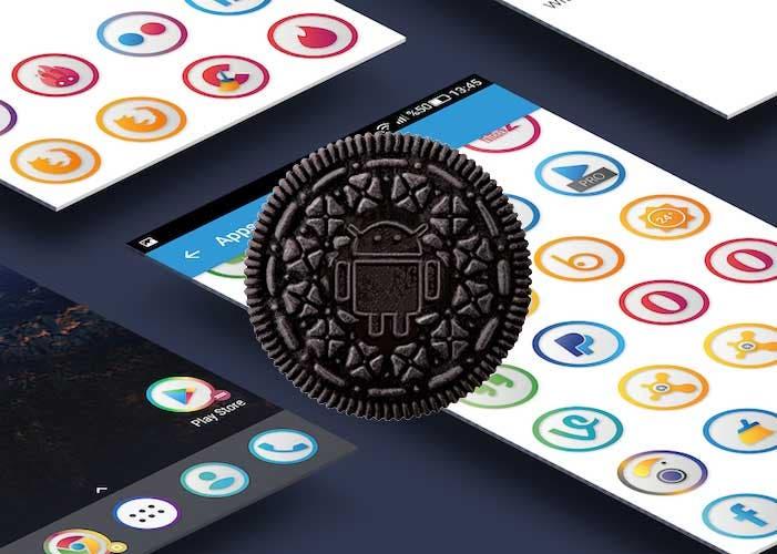Cómo tener los iconos de Android Oreo en nuestro dispositivo móvil