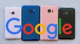 teléfonos htc Google