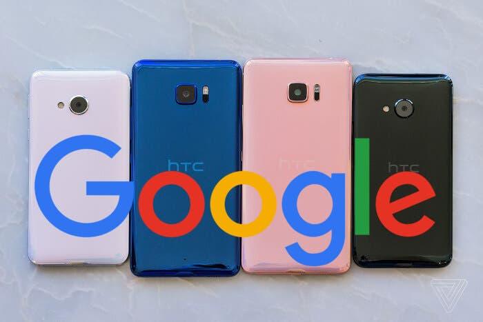 Google compra HTC: el gran buscador da un paso importante en el hardware