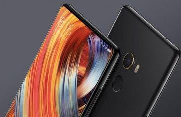 Xiaomi Mi MIX 2 vs Xiaomi Mi MIX, ¿qué ha cambiado en un año?