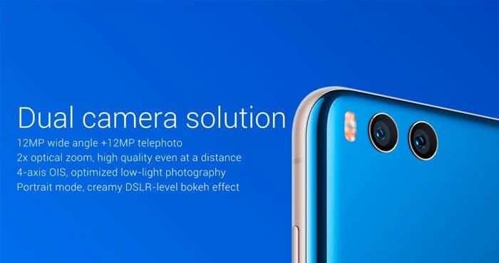 Cámara Xiaomi Mi Note 3