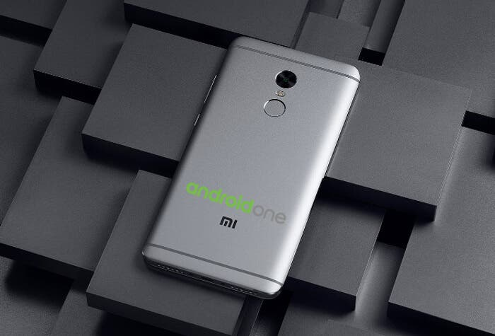 Ya disponible Android One en los Xiaomi Redmi Note 4 y Note 4X