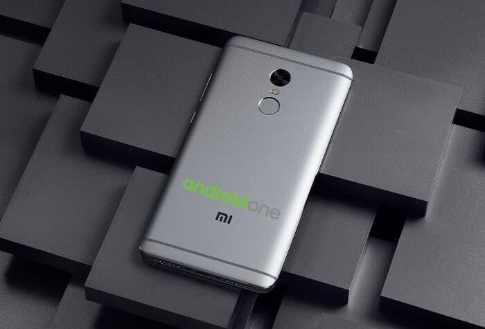 Ya disponible Android One en los Xiaomi Redmi Note 4 y Note 4X