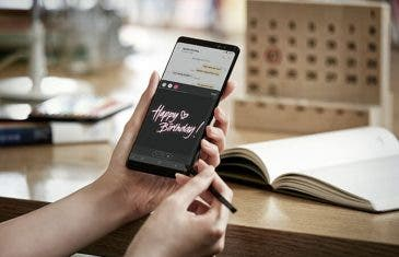 Consigue el Samsung Galaxy Note 8 más barato con 168 euros de descuento