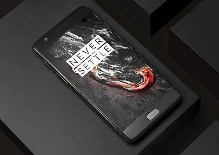 Descarga esta aplicación de fondos de pantalla con estilo OnePlus