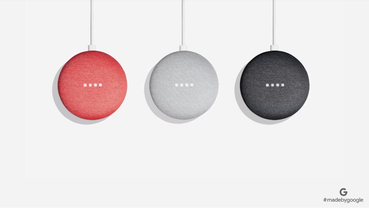 Google Home Mini y Max, Pixelbook, Pixel Buds, Daydream View…todo lo nuevo de Google