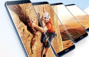El Huawei Mate 10 Lite se vuelve a filtrar con un diseño increíble