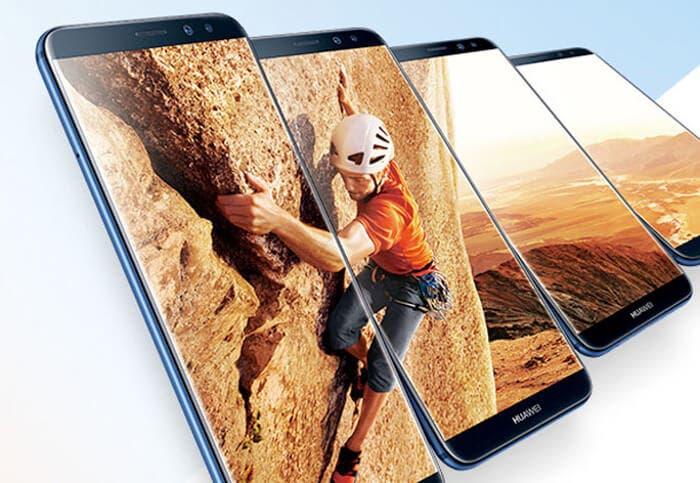 Filtradas todas las características del Huawei Mate 20 Lite