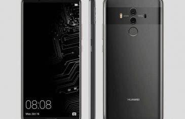 Nuevas fotografías reales del Huawei Mate 10 y Mate 10 Pro revelan su diseño