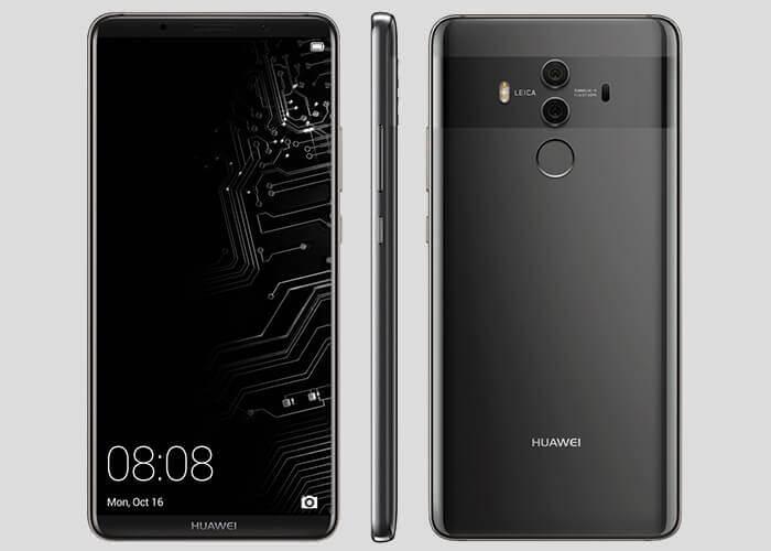 El Huawei Mate 20 Pro podría llegar con la mayor pantalla AMOLED del mercado