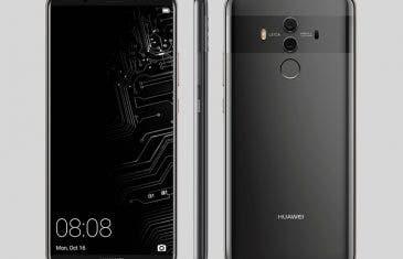 Huawei Mate 10 y Mate 10 Pro: lo más premium de Huawei ya es oficial