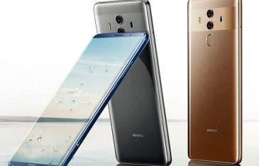La cámara del Huawei Mate 10 Pro sorprende en DxOMark con una puntuación impresionante
