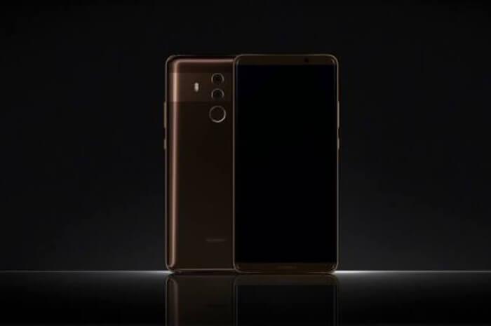 Confirmado oficialmente el diseño del Huawei Mate 10 con pantalla infinita y doble cámara