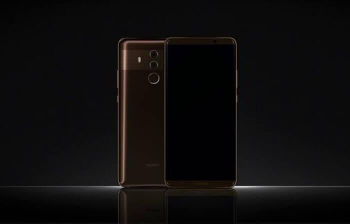 El Huawei Mate 10 Pro se filtra en una imagen con todo lujo de detalles
