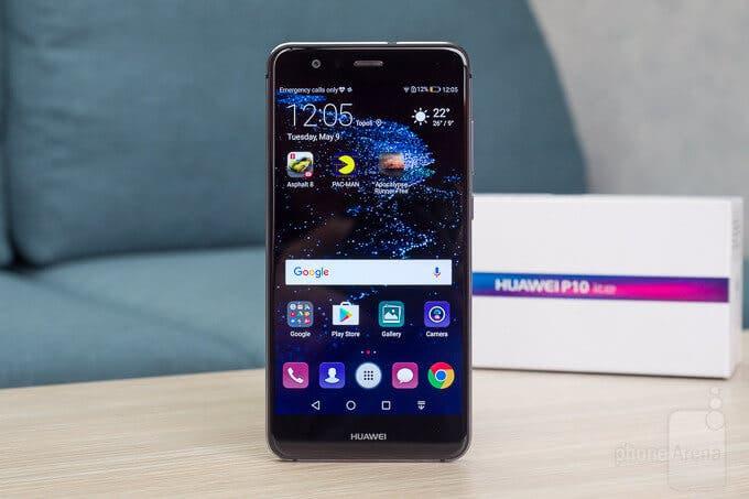 Huawei p10 lite negro