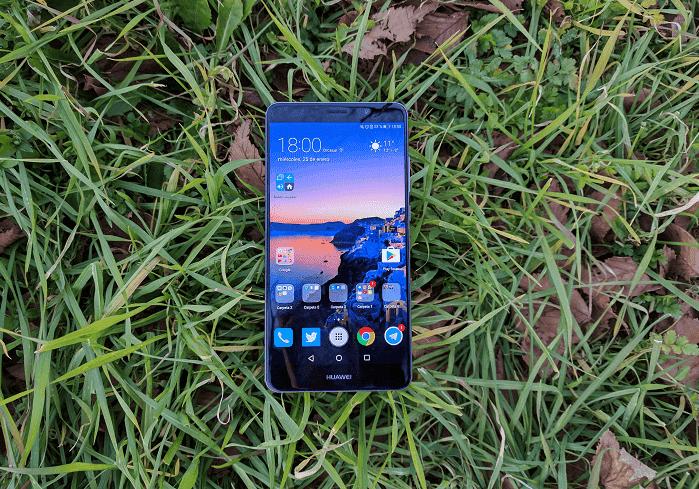 Descarga los fondos de pantalla del Huawei Mate 20 en tu Android