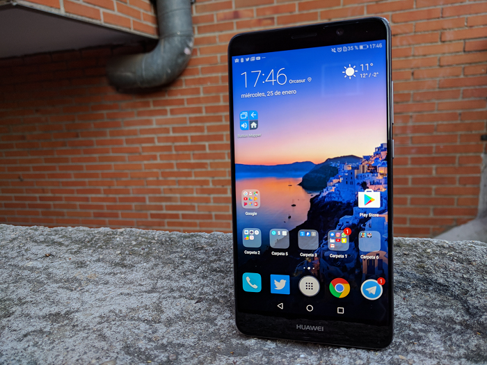 El Huawei Mate 9 recibe la primera beta de Android 8.0 Oreo