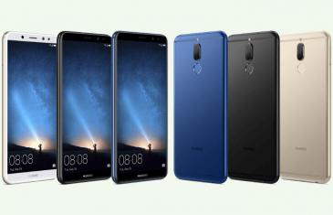 Huawei Mate 10 Lite: el teléfono barato de la gama Mate con 4 cámaras