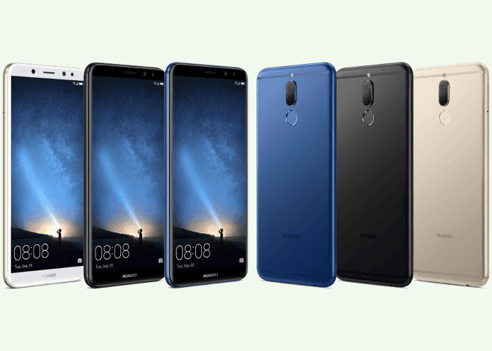 Huawei mate 10 Lite colores
