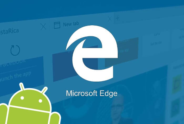 Microsoft Edge ya está disponible en Android y es una buena alternativa a Chrome