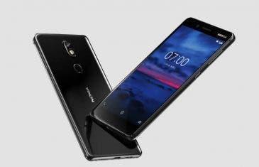 El Nokia 7 ya es oficial con características de gama media y diseño premium