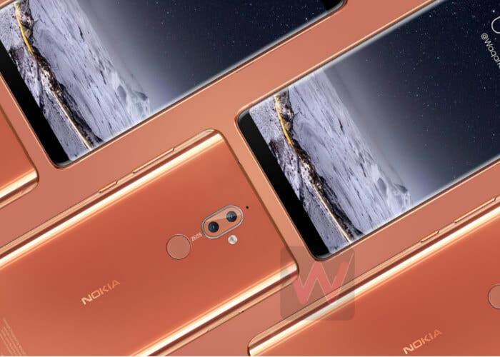 Un nuevo vídeo revela el diseño completo del Nokia 9