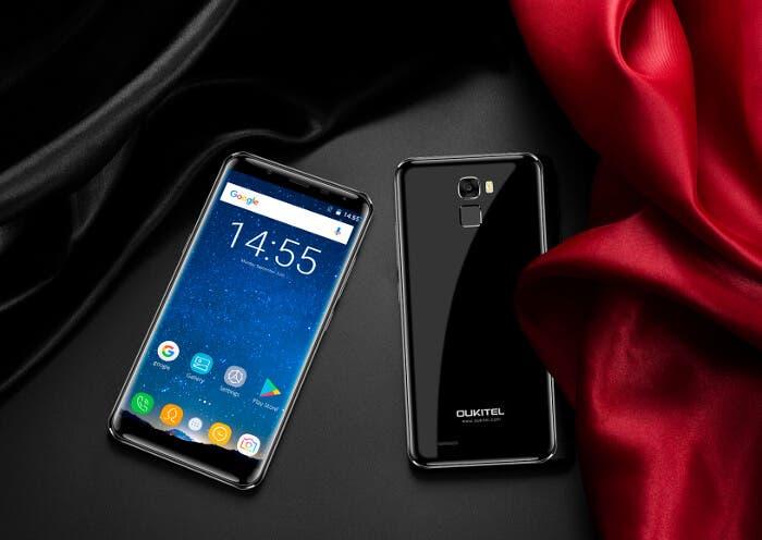 El Oukitel K5000 llegará a finales de octubre con una pantalla sin biseles