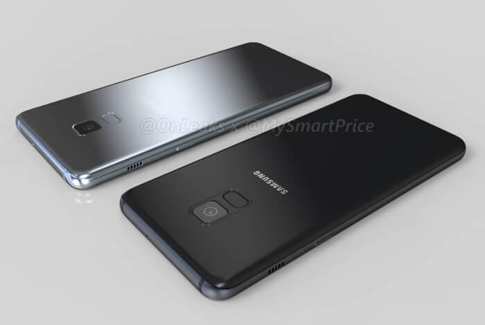 Así luce el Samsung Galaxy A5 2018 en el primer vídeo filtrado