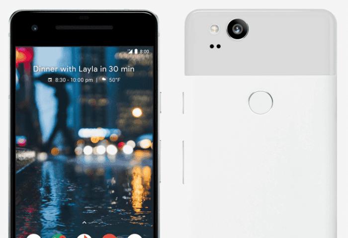 Ya conocemos la fecha de lanzamiento de los nuevos Google Pixel 2