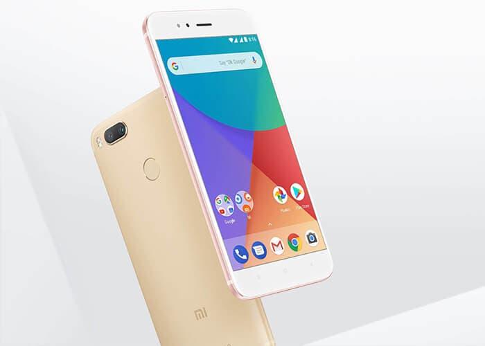 Consigue en oferta el Xiaomi Mi A1, Redmi Note 4X o Mi MAX 2 al mejor precio