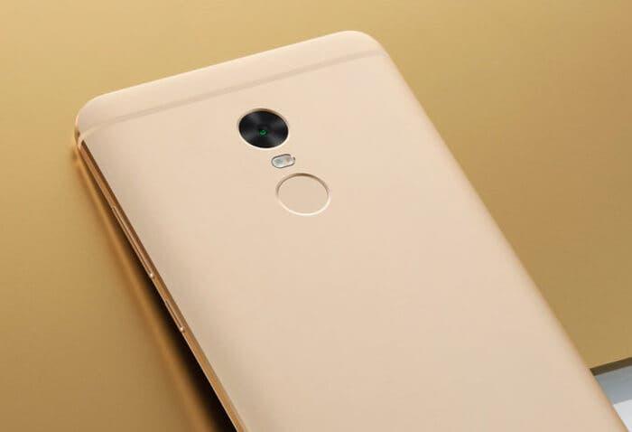 El Xiaomi Redmi Note 5 se deja ver con una pantalla 18:9 muy interesante