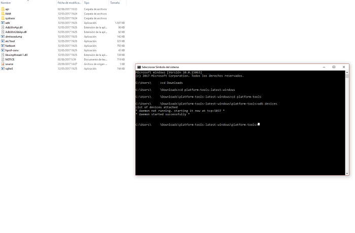 adb fastboot android