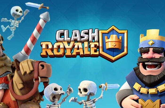 Nueva actualización de Clash Royale: regalos diarios y nuevo modo Touchdown