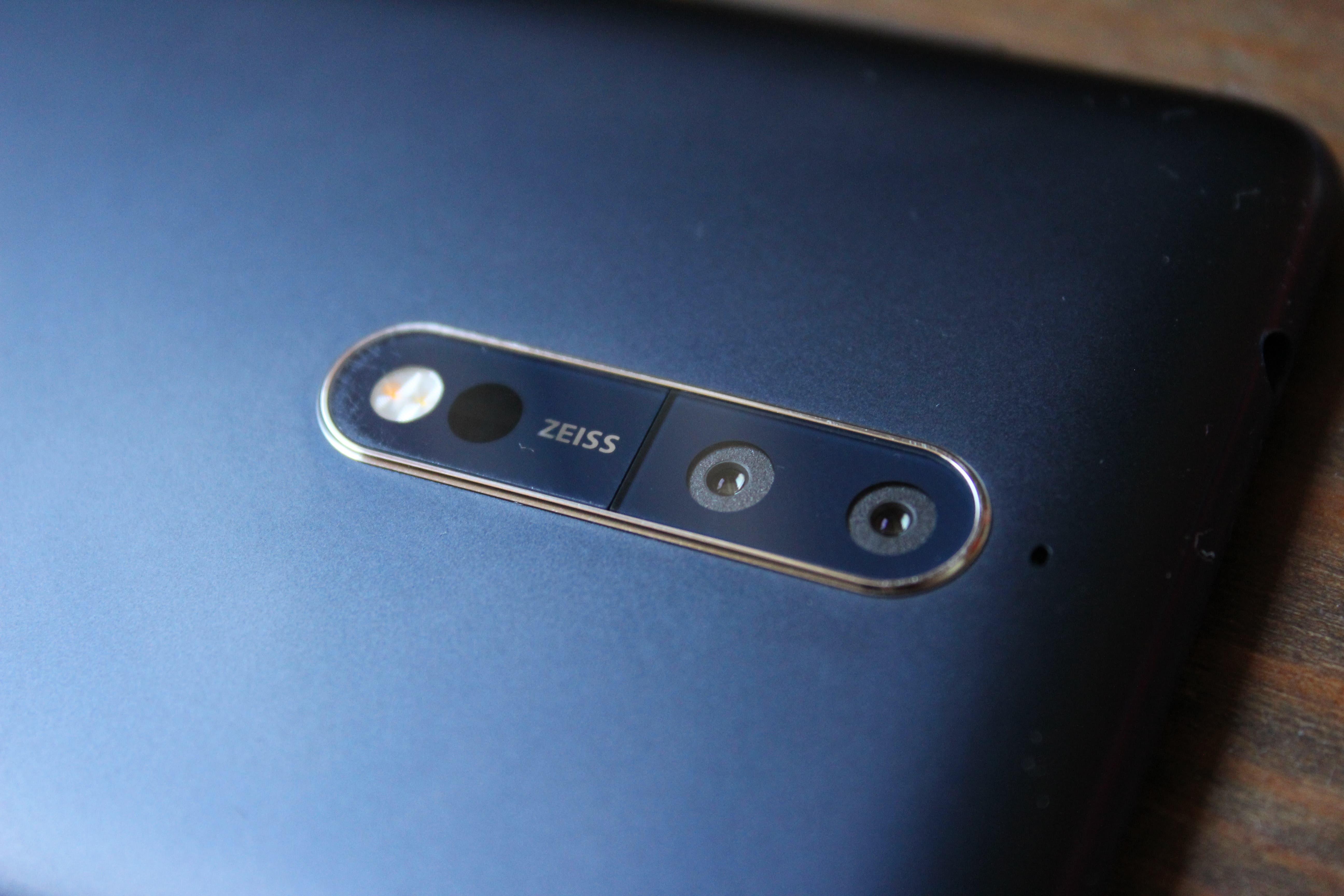 Camara Nokia8